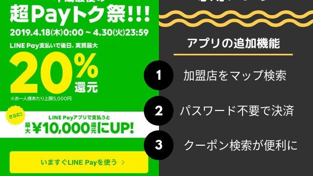LINE Payアプリ発表イベントの概要